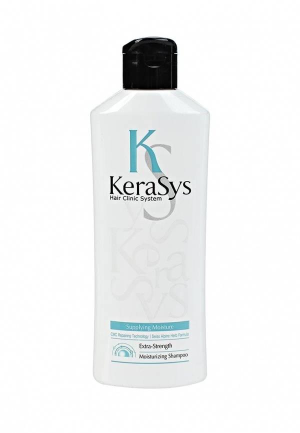 Увлажняющий шампунь Kerasys Hair Clinic Moisturizing Shampoo - 180 мл