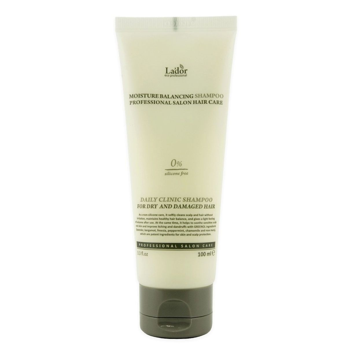 Увлажняющий шампунь для волос Lador Moisture Balancing Shampoo - 100 мл