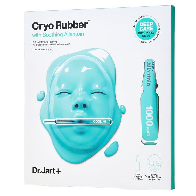 Успокаивающая моделирующая маска Dr.Jart+ Cryo Rubber With Soothing Allantoin