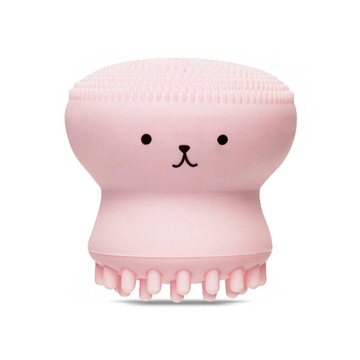 Щеточка для очистки пор Etude House My Beauty Tool Exfoliating Jellyfish Silicon Brush