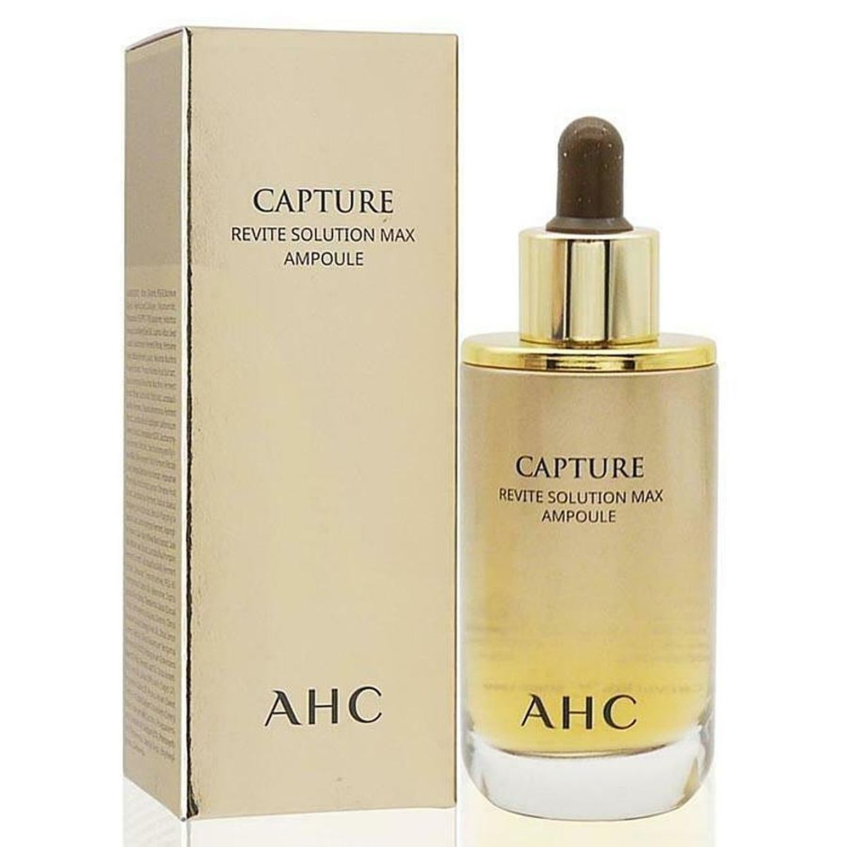 Восстанавливающая сыворотка для лица A.H.C Capture Revite Solution Max Ampoule - 50 мл