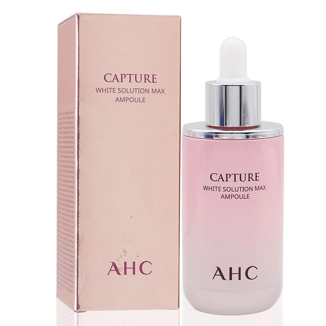 Осветляющая сыворотка для лица A.H.C Capture White Solution Max Ampoule - 100 мл