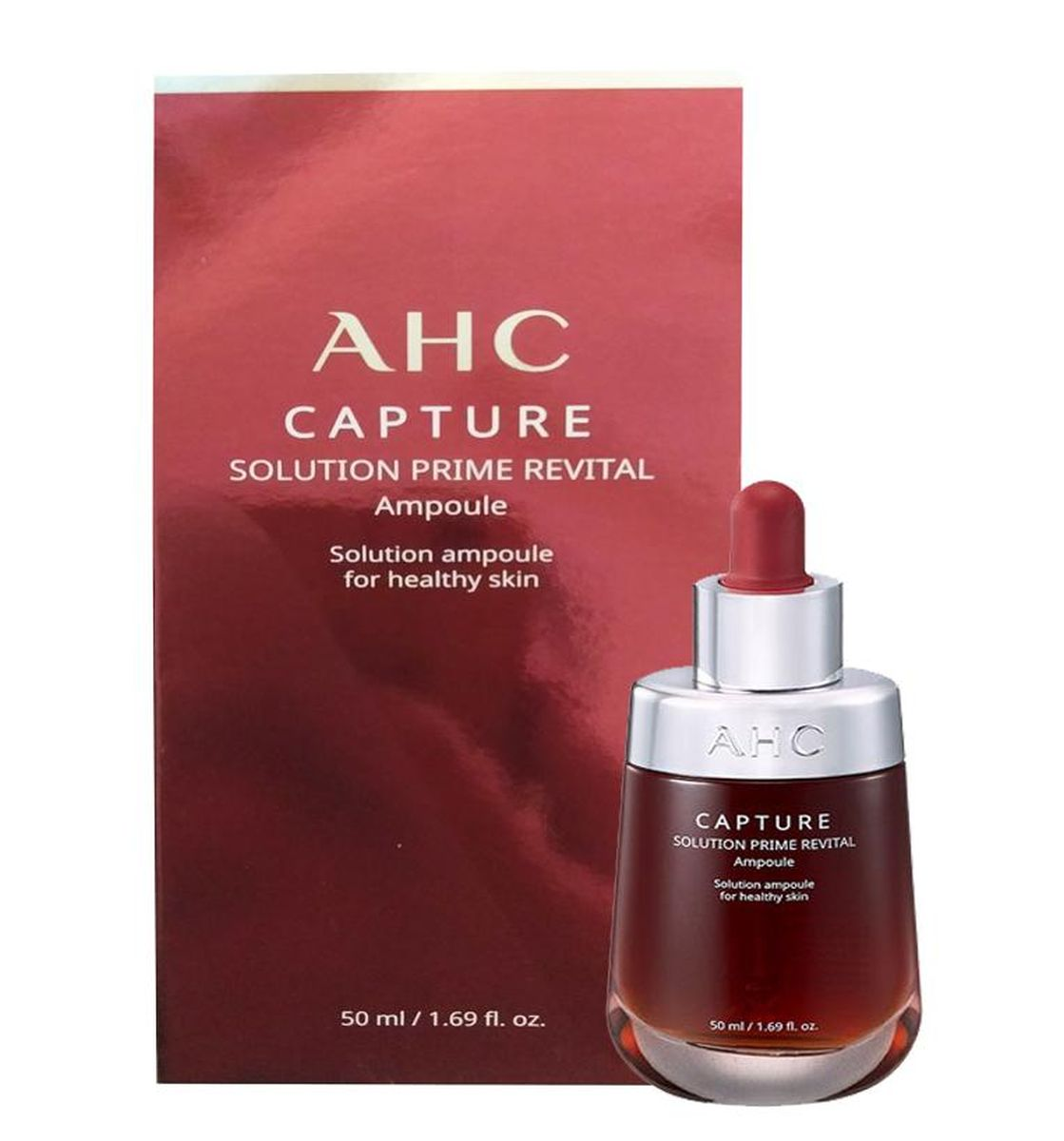 Ревитализирующая сыворотка для лица A.H.C. Capture Solution Prime Revital Ampoule - 50 мл