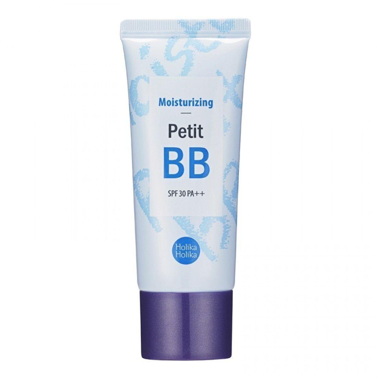 Увлажняющий ББ крем HOLIKA HOLIKA Petit Moisturizing BB Cream SPF30 PA++ - 30 мл