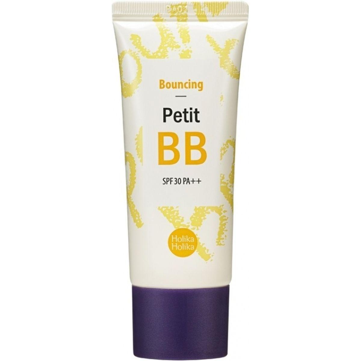 ББ крем с лифтинг эффектом HOLIKA HOLIKA Petit Bouncing BB Cream - 30 мл