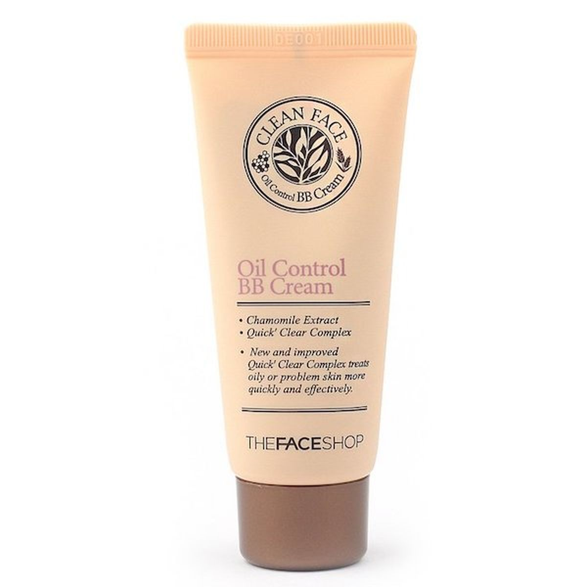 ББ крем для жирной кожи THE FACE SHOP Clean Face Oil Control BB Cream - 35 мл