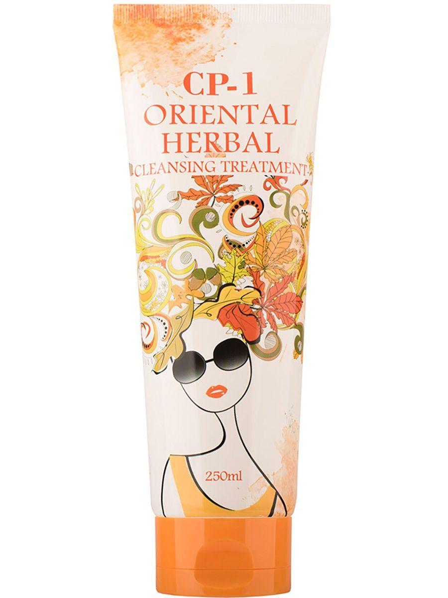 Восстанавливающая маска для волос Esthetic House CP-1 Oriental Herbal Cleansing Treatment - 250 мл