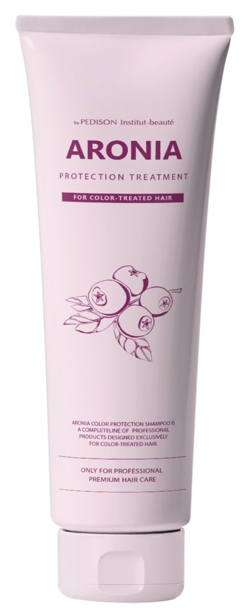 Маска для окрашенных волос EVAS Pedison Institut-beaute Aronia Color Protection Treatment - 100 мл