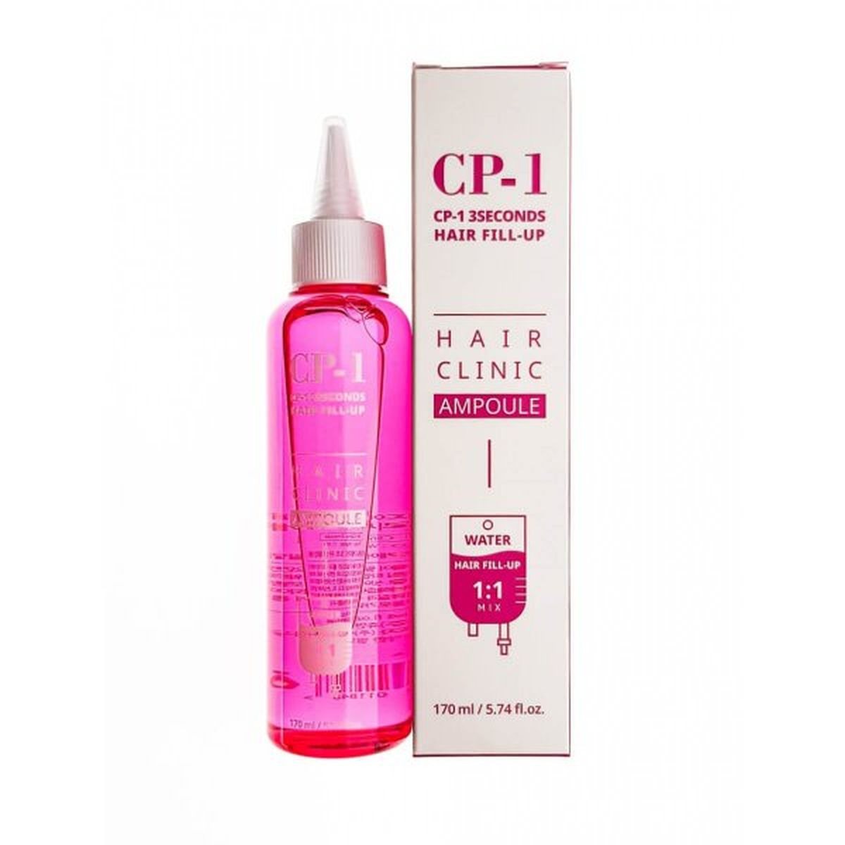 Филлер для волос Esthetic House CP-1 3 Seconds Hair Ringer Hair Fill-up Ampoule - 170 мл