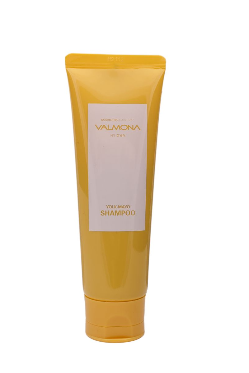 Питательный шампунь с желтком EVAS Valmona Nourishing Solution Yolk-Mayo Nutrient Shampoo - 100 мл