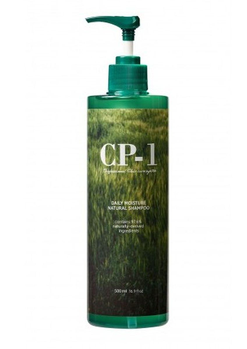 Натуральный шампунь Esthetic House CP-1 Daily Natural Shampoo - 500 мл