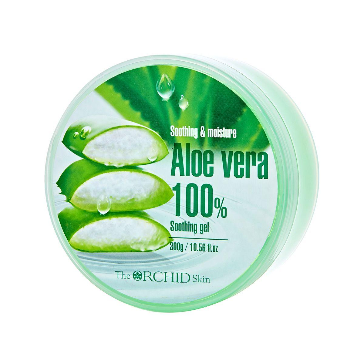 Многофункциональный гель с алое The Orchid Skin Aloe Soothing Gel - 300 мл
