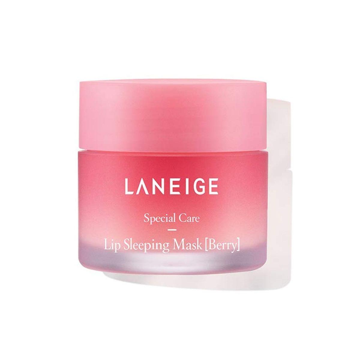 Ночная маска для губ с ягодами Laneige Lip Sleeping Mask Berry - 8 гр