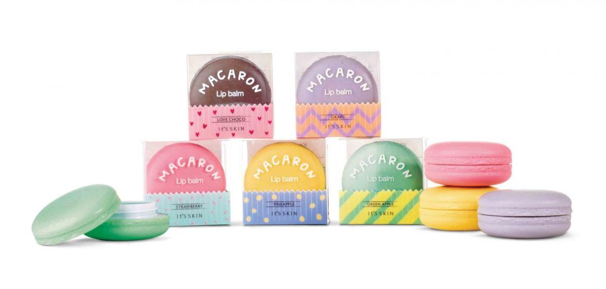 Увлажняющий бальзам для губ It's skin Macaron Lip Balm - 9 гр