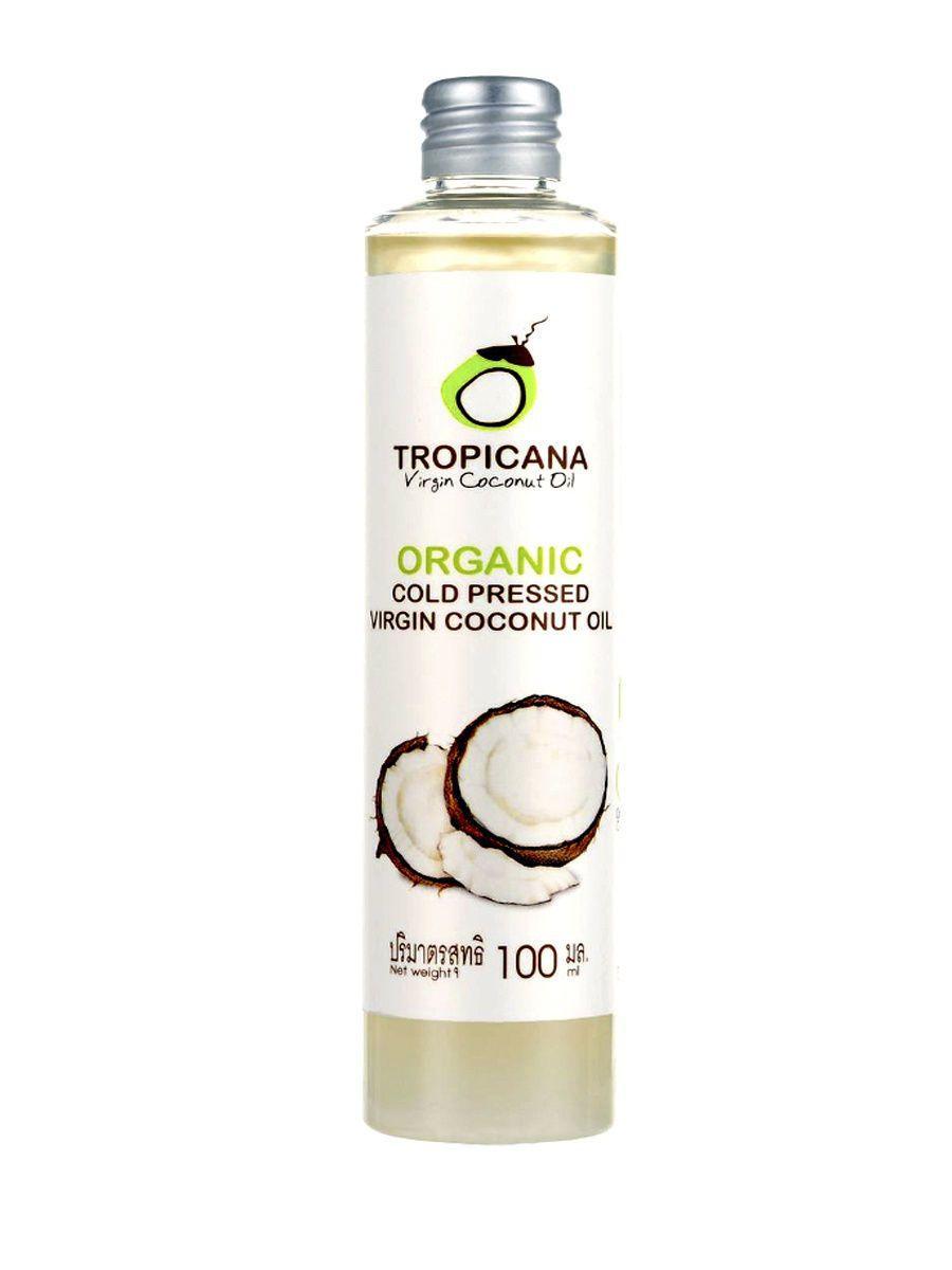 Натуральное кокосовое масло TROPICANA Virgin Coconut Oil - 100 мл