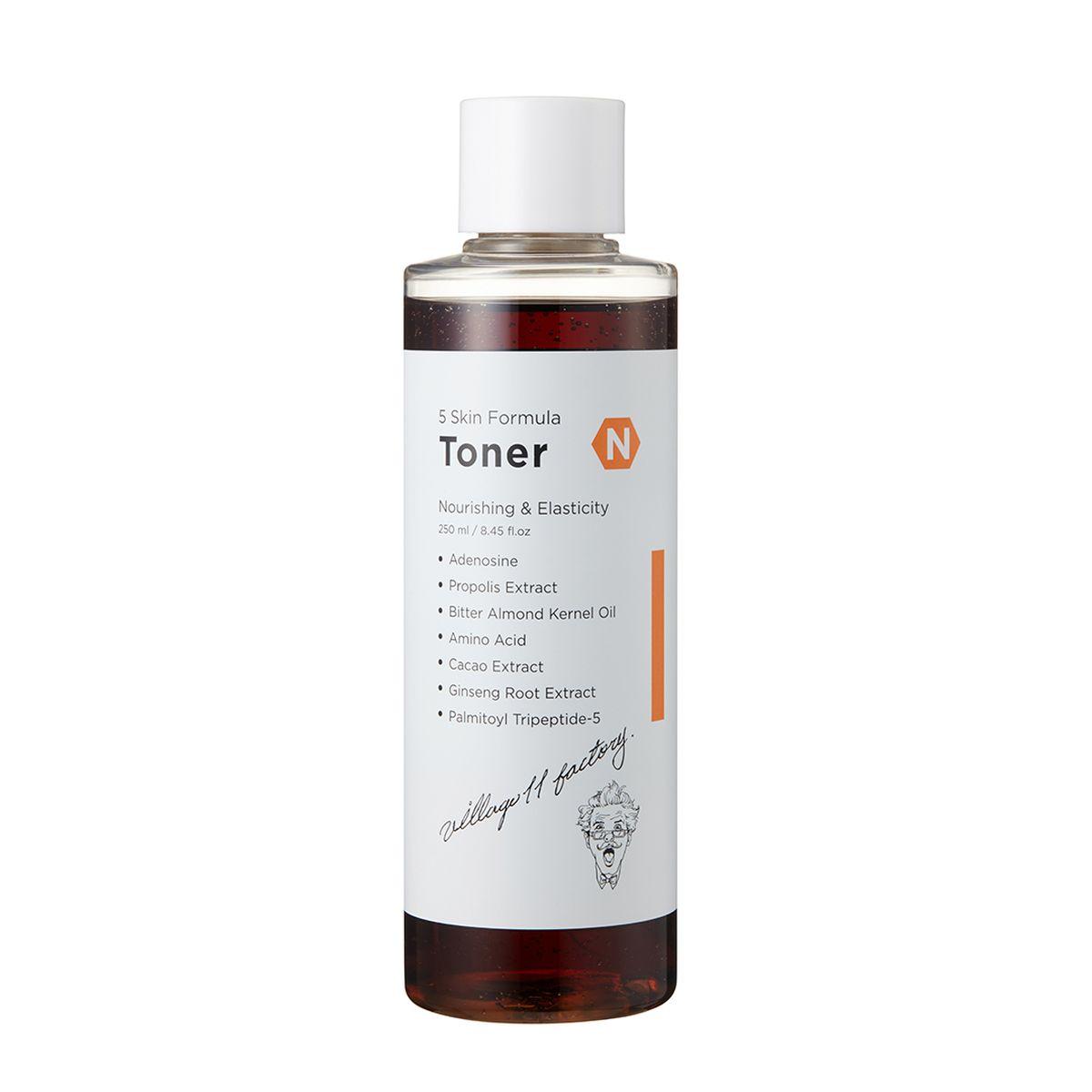 Питательный тонер для лица Village 11 Factory N Skin Formula Toner - 250 мл