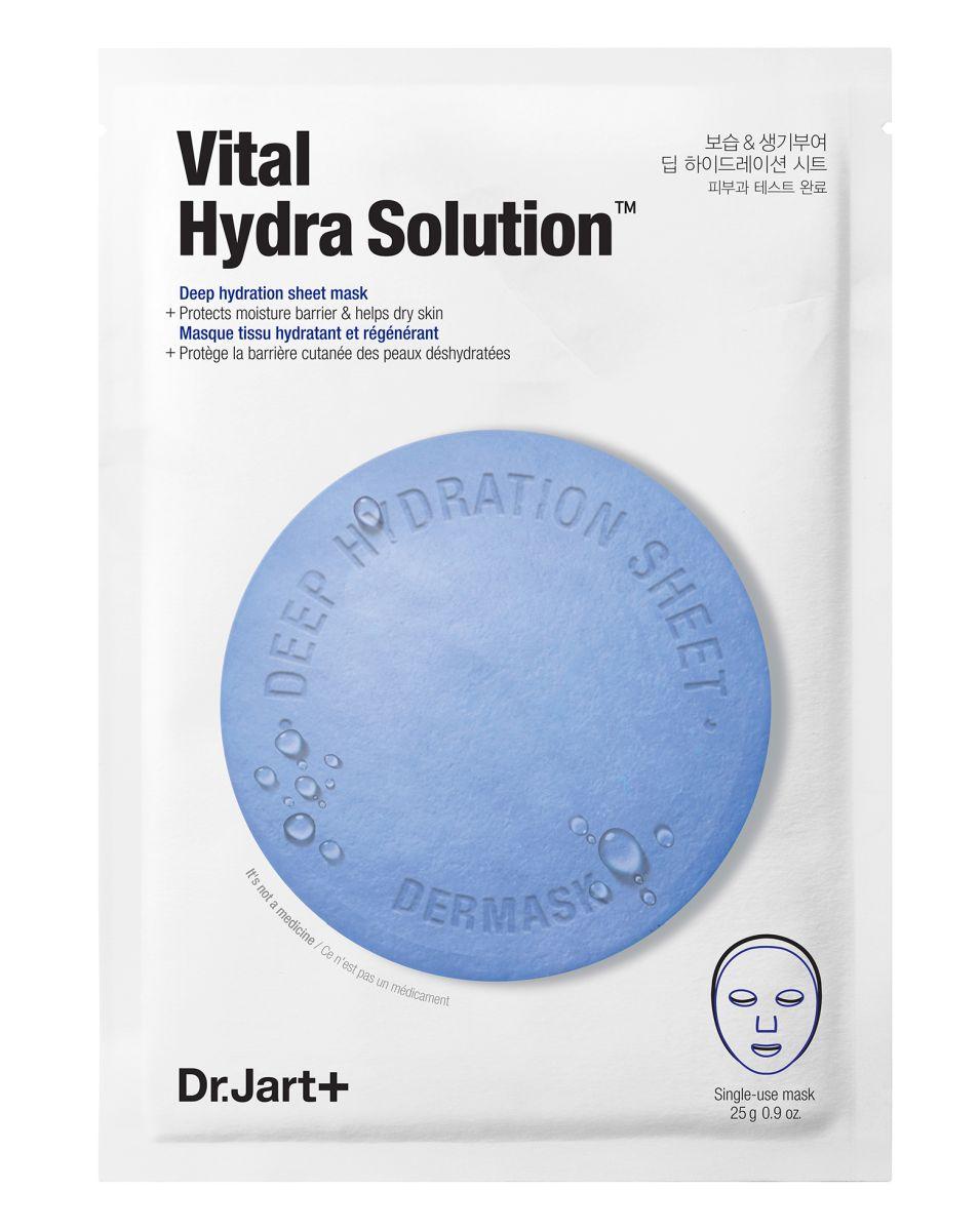 Увлажняющая тканевая маска Dr.Jart+ Vital Hydra Solution - 25 мл