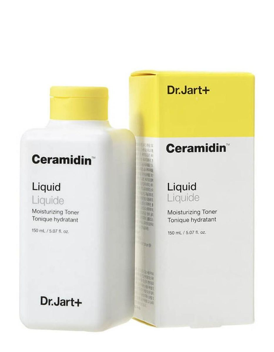 Увлажняющий тонер с керамидами Dr.Jart+ Ceramidin Liquid Moisturizing Toner - 150 мл