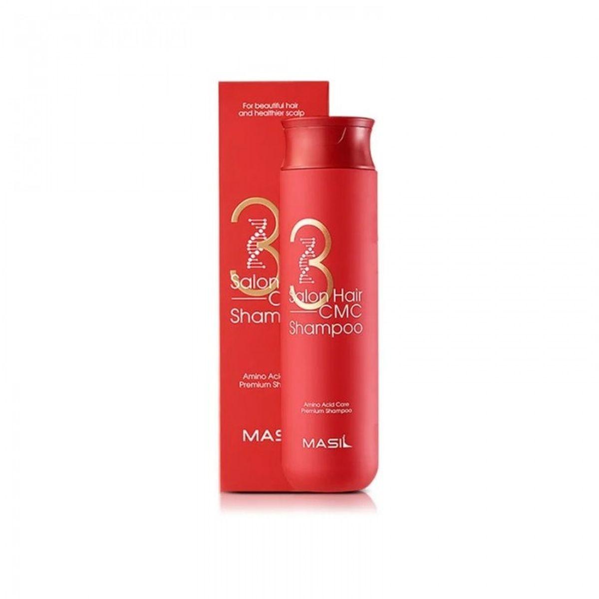 Восстанавливающий шампунь с керамидами Masil 3 Salon Hair CMC Shampoo - 300 мл