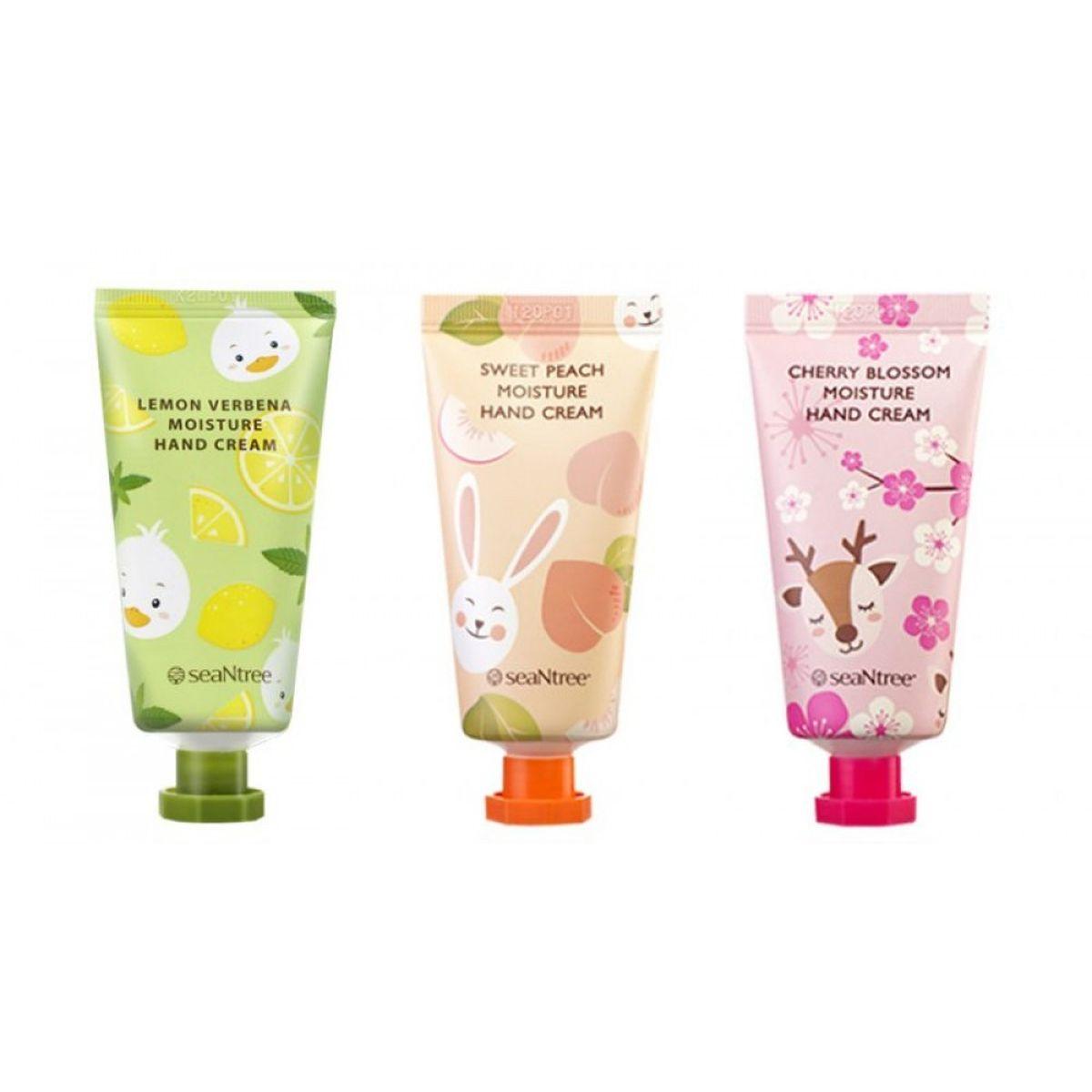 Крем для рук SeaNtree Moisture Hand Cream - 30 мл