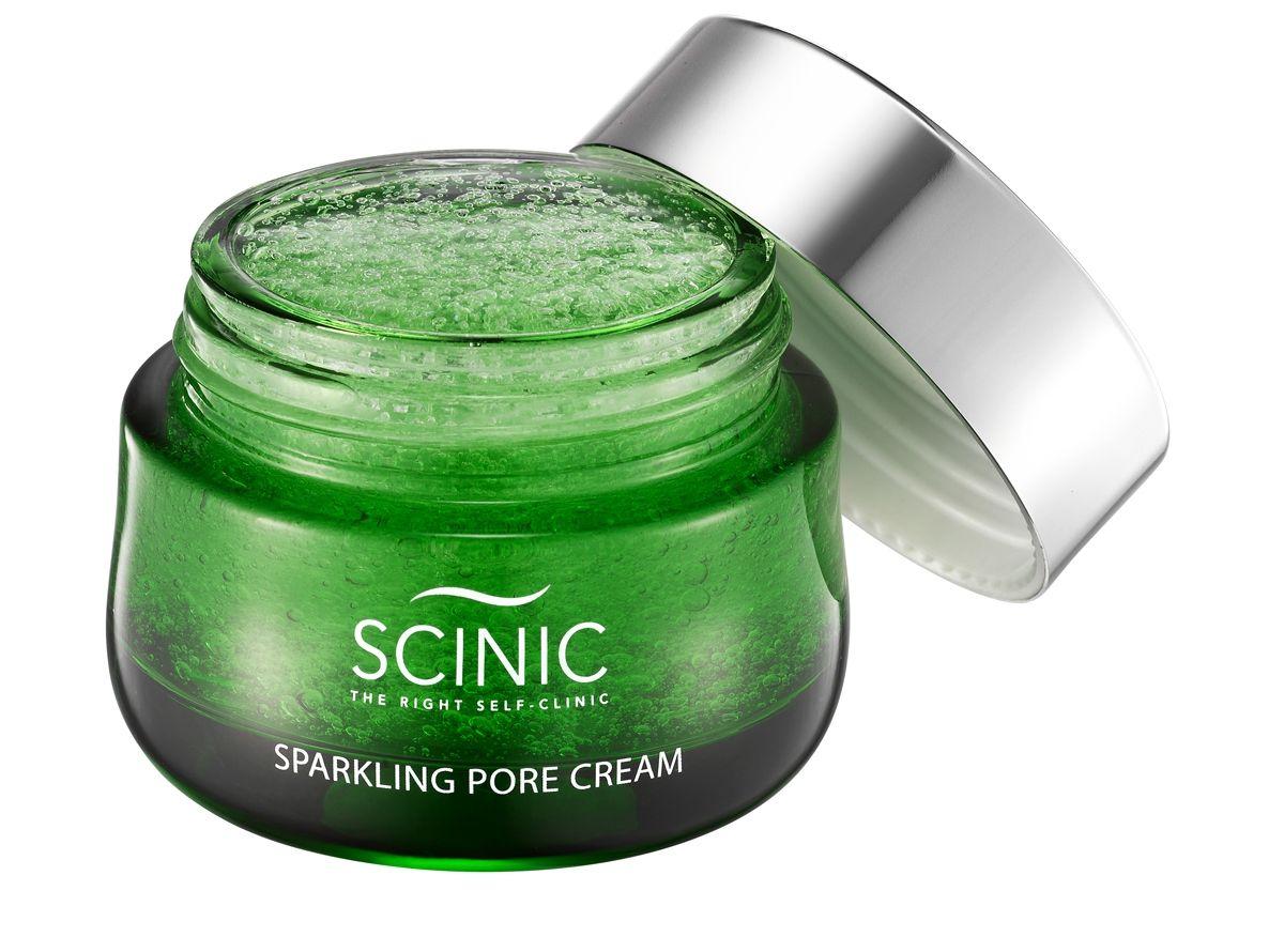 Гель для жирной кожи Scinic Sparkling Pore Cream - 50 мл