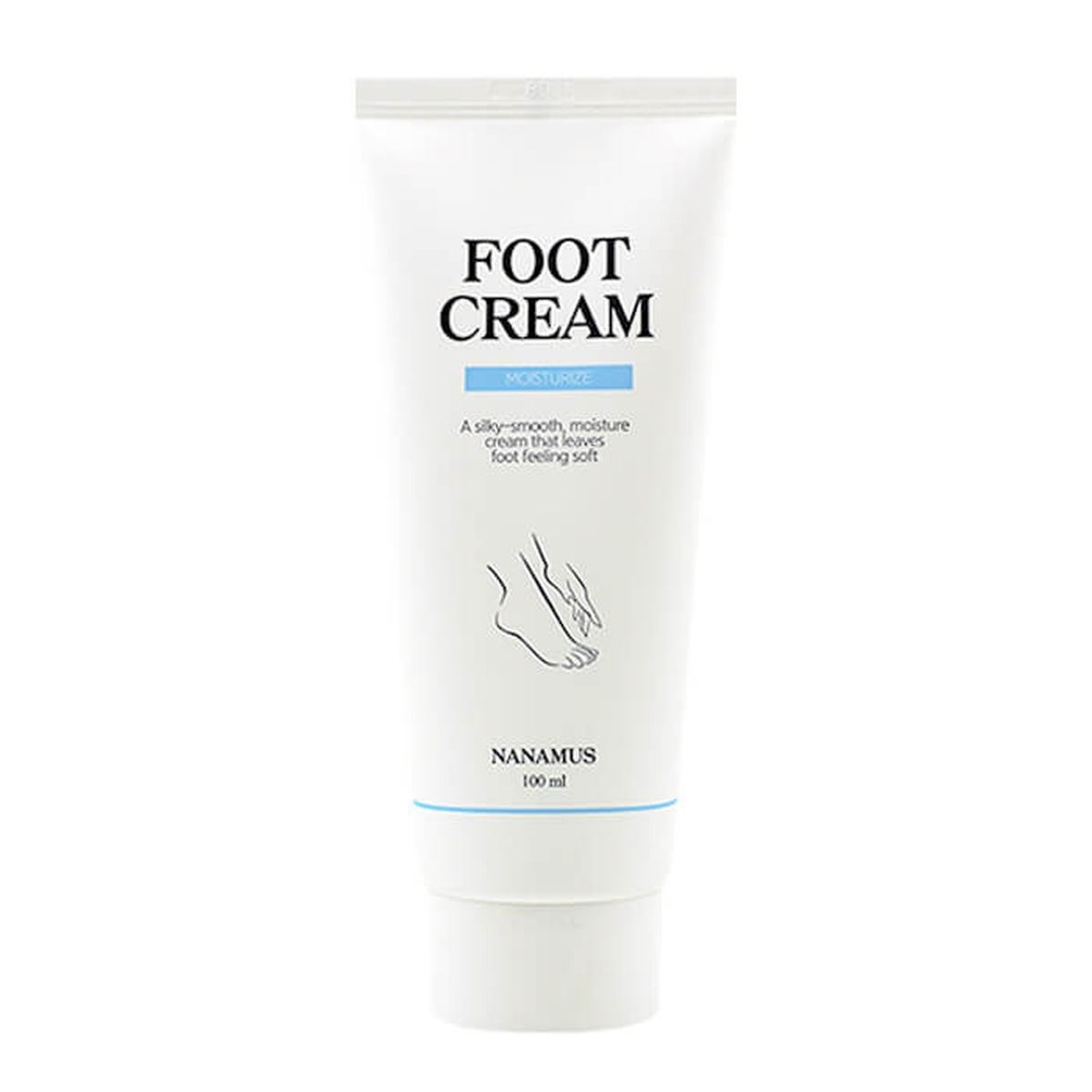 Увлажняющий крем для ног NANAMUS Foot Cream