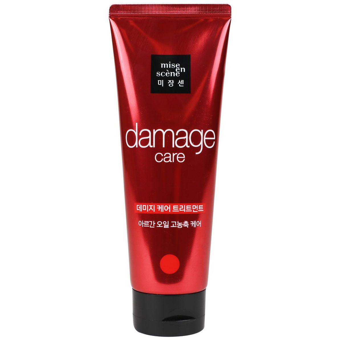 Маска для поврежденных волос MISE EN SCENE Damage Care Treatment - 330 мл