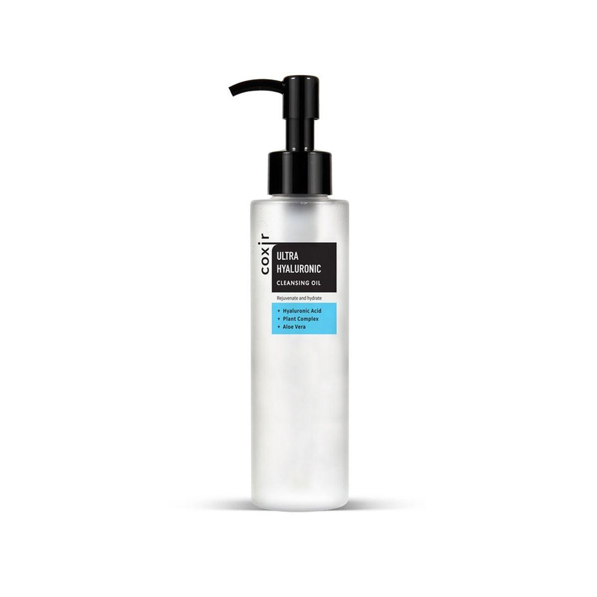 Увлажняющее гидрофильное масло COXIR Ultra Hyaluronic Cleansing Oil - 150 мл