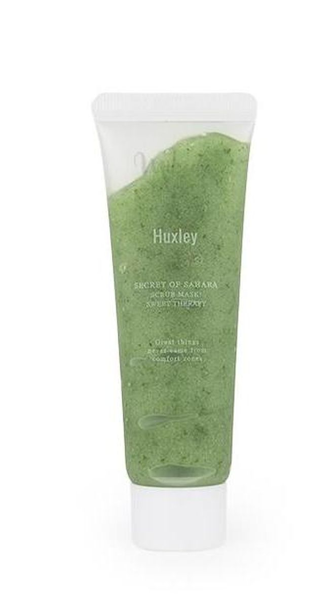 Миниатюра мягкой маски-скраба для лица Huxley Secret Of Sahara Scrub Mask Sweet Therapy - 30 мл