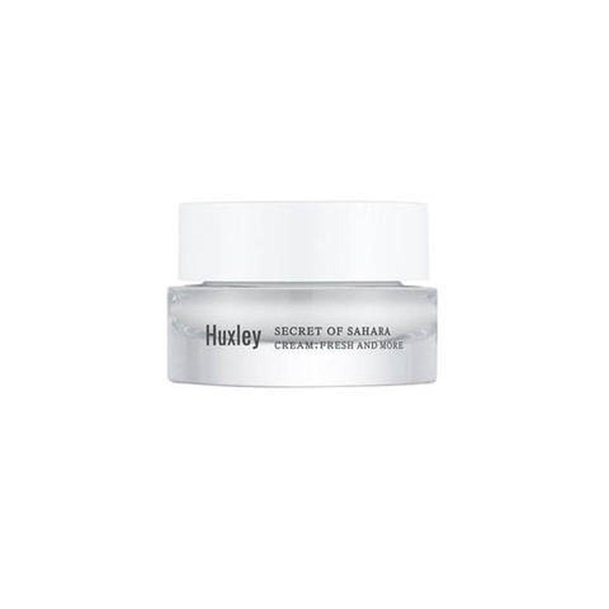 Миниатюра освежающего крема с экстрактом кактуса Huxley Cream Fresh And More - 7 мл