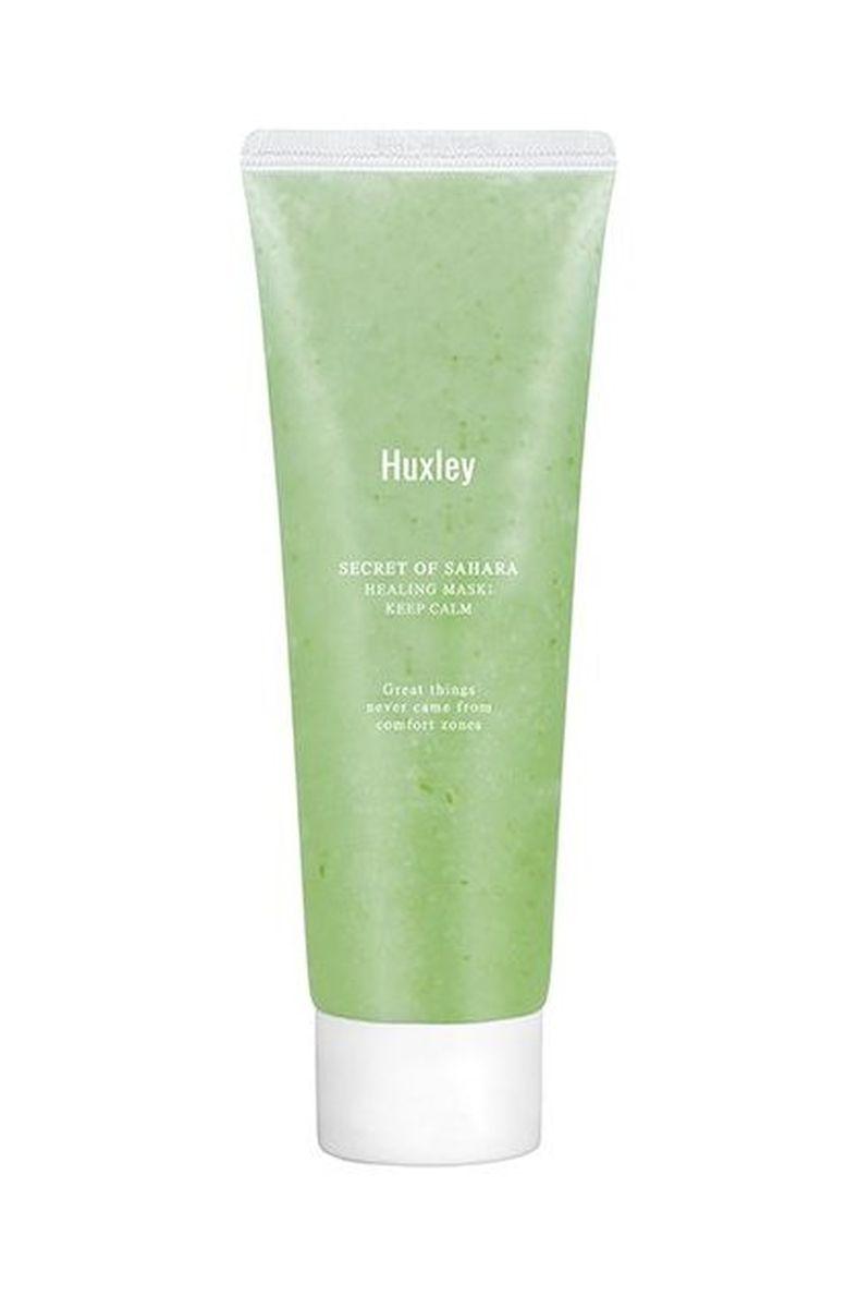 Миниатюра успокаивающей маски Huxley Healing Mask Keep Calm - 30 мл