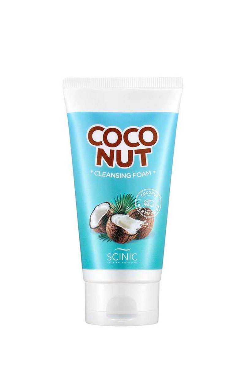 Пенка для умывания с кокосом Scinic Coconut Cleansing Foam - 150 мл