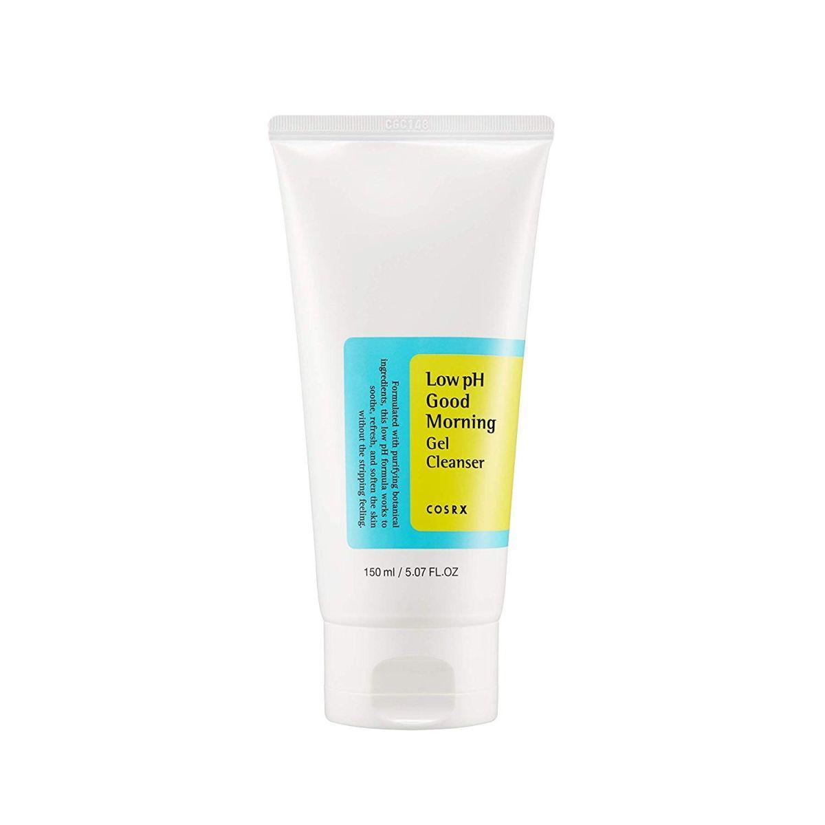 Мягкий гель для умывания COSRX Low pH Good Morning Gel Cleanser - 150 мл