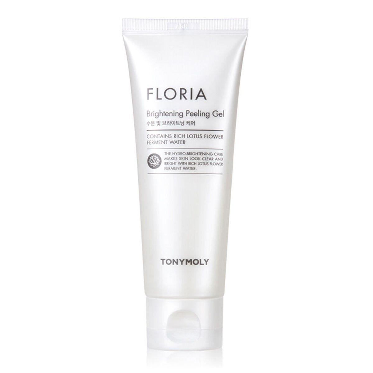 Пилинг-скатка для лица Tony Moly Floria Brightening Peeling Gel - 100 мл