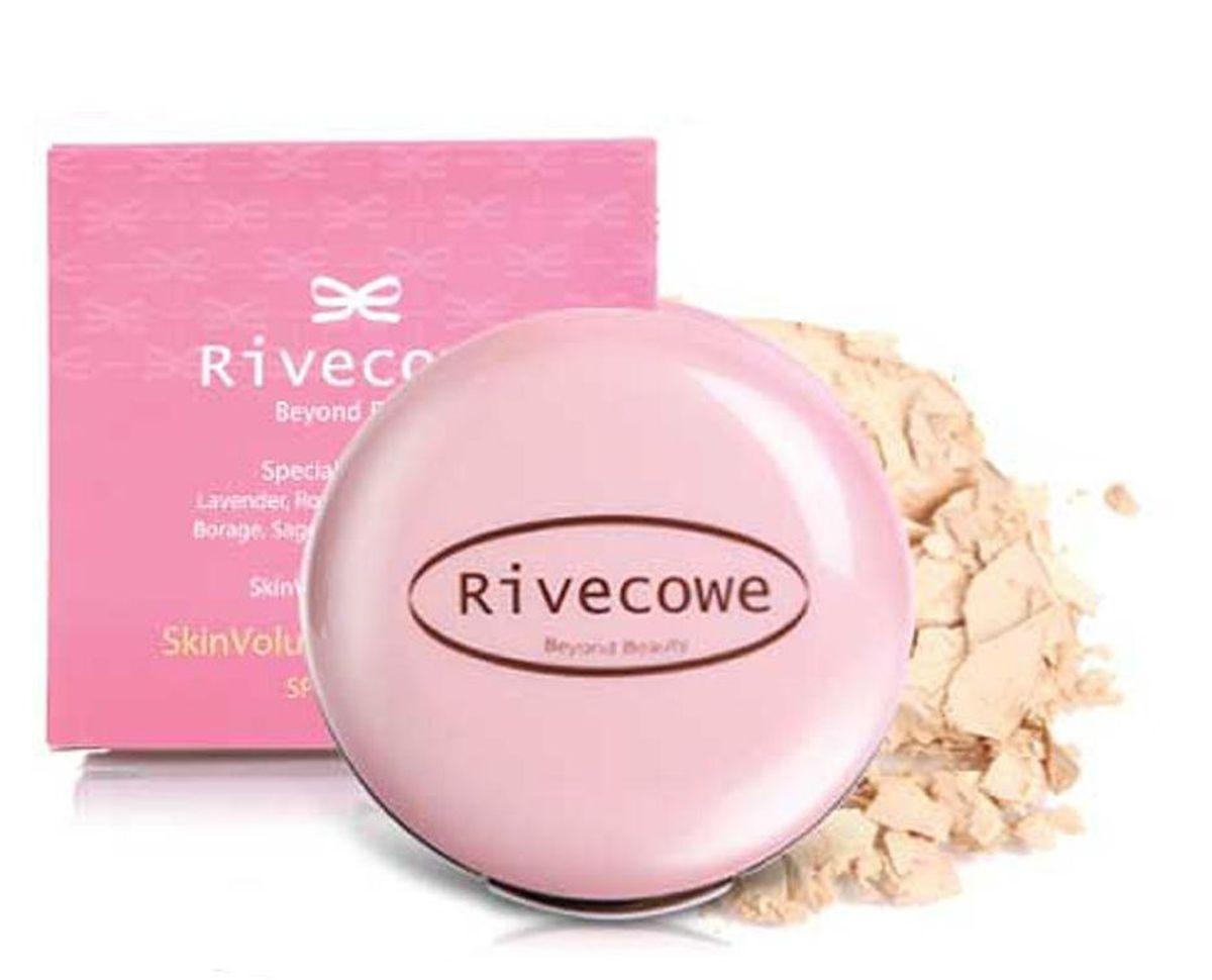 Компактная пудра RIVECOWE Beyond Beauty SkinVolume Twoway Cake SPF 30 РА++ - 12 гр