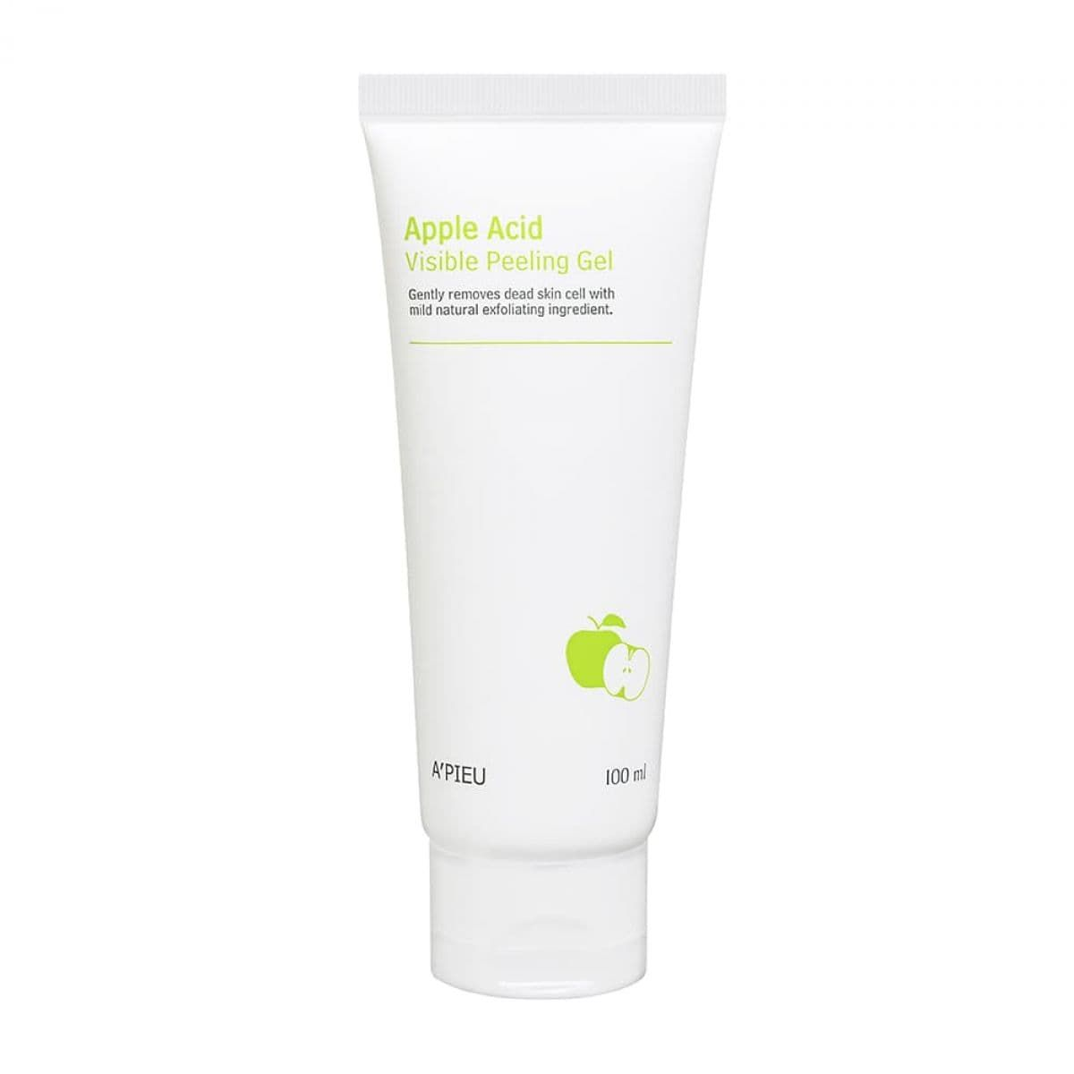 Пилинг-гель для лица с экстрактом яблока A'PIEU Apple Acid Visible Peeling Gel - 100 мл