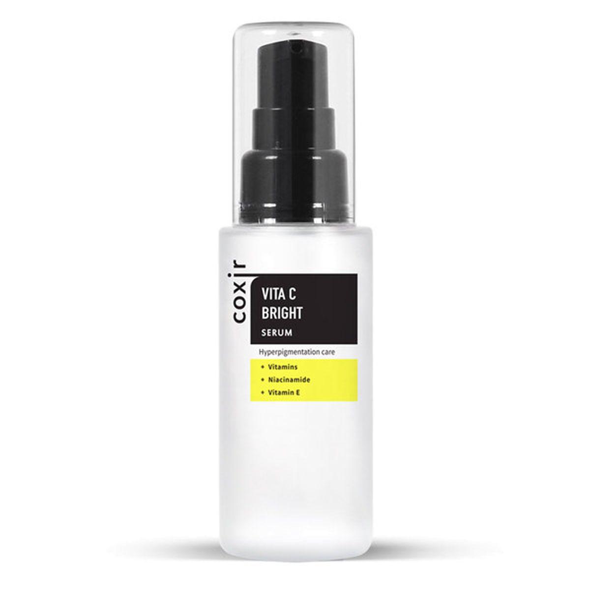 Витаминная сыворотка для сияния кожи COXIR Vita C Bright Serum - 50 мл