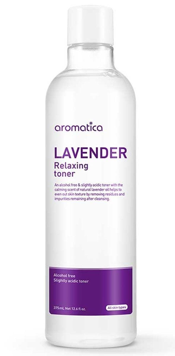 Успокаивающий тонер с лавандой Aromatica Lavender Relaxing Toner - 375 мл
