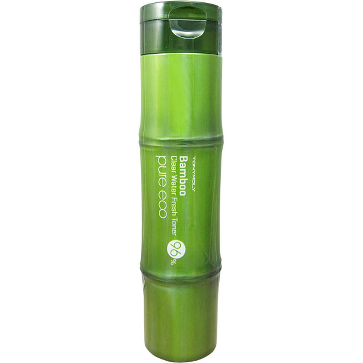 Освежающий тоник для лица TONY MOLY Pure Eco Bamboo Clear Water Fresh Toner - 300 мл