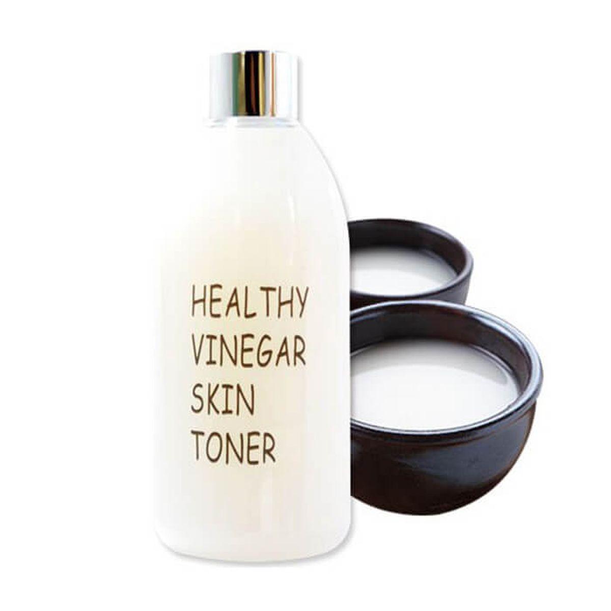 Тоник с рисовым вином Realskin Healthy Vinegar Skin Toner (Raw Rice) - 300 мл