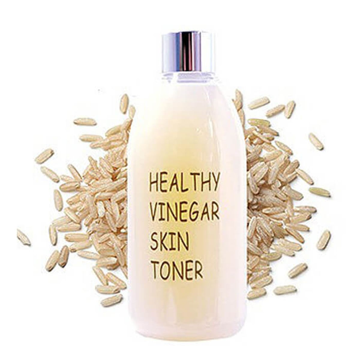Тоник для лица с рисом Realskin Healthy Vinegar Skin Toner (Rice) - 300 мл