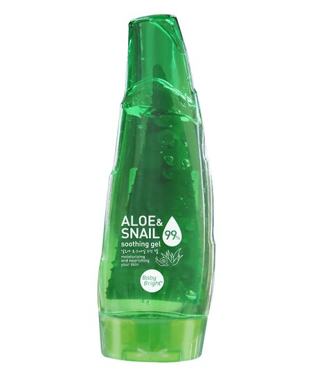 Гель с алоэ и муцином улитки Baby Bright Aloe And Snail Soothing Gel - 250 мл