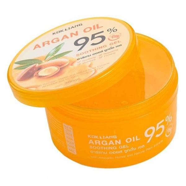Успокаивающий гель с аргановым маслом Kokliang Argan Oil Soothing Gel - 300 мл