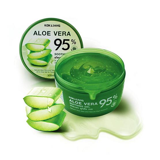 Гель с алоэ Kokliang Aloe Vera Soothing Gel - 300 мл