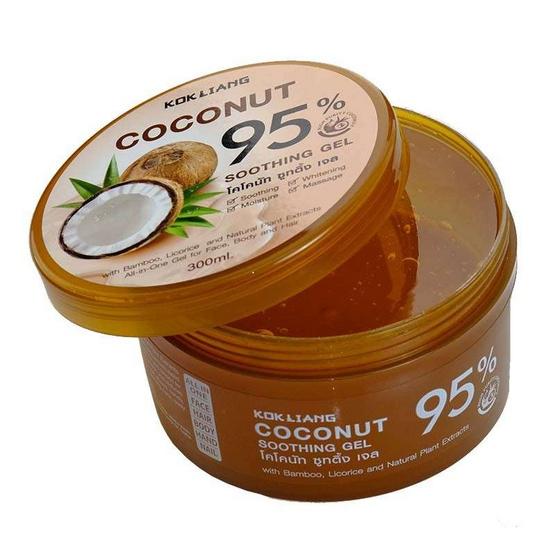 Увлажняющий гель с кокосом Kokliang Coconut Soothing Gel - 300 мл