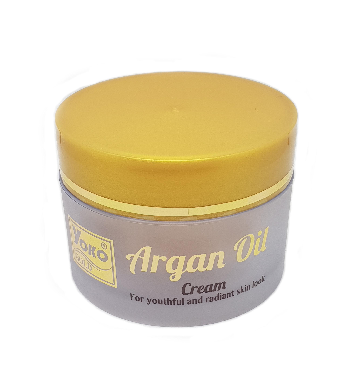 Омолаживающий пептидный крем Yoko Gold Argan Oil Cream - 50 гр