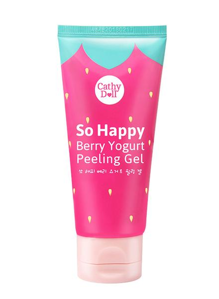 Пилинг-гель для лица Cathy Doll Berry Yogurt Peeling Gel - 60 гр