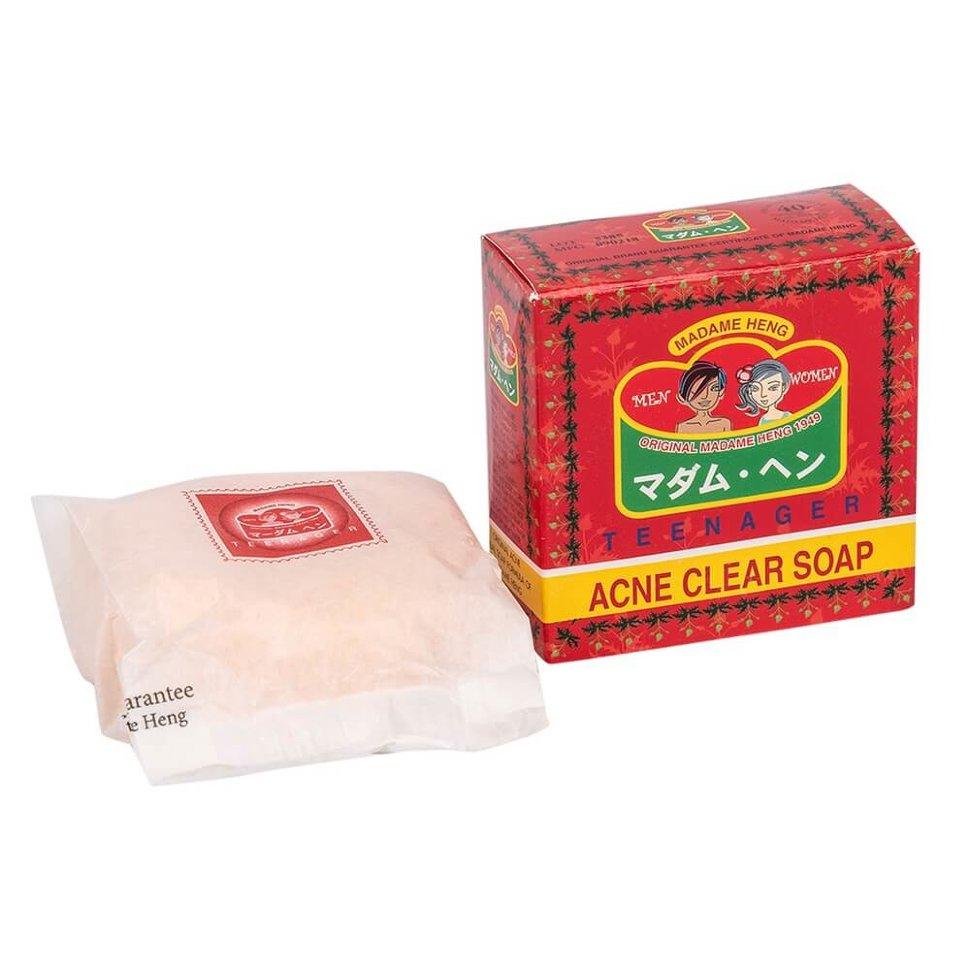 Мыло для проблемной кожи Madame Heng Teenager Acne Clear Soap - 150 гр